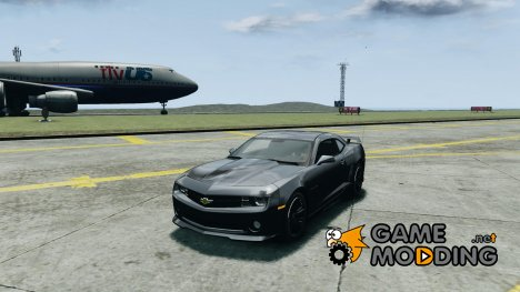 Chevrolet Camaro 2010 Synergy Edition v1.3 для GTA 4