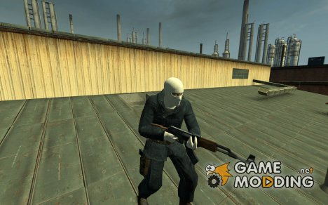 Inside Man Skin for Counter-Strike Source