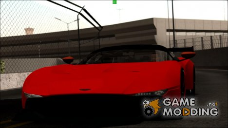 2016 Aston Martin Vulcan для GTA San Andreas