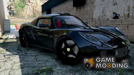 Lotus Exige 240 '08 for GTA 5