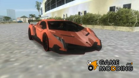 2013 Lamborghini Veneno for GTA Vice City