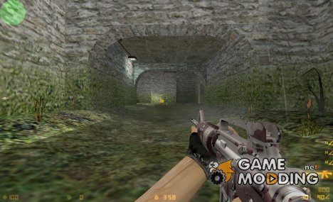 CrossFire Style M4A1-S WORKING for Counter-Strike 1.6