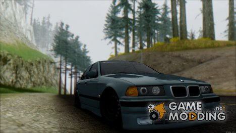 BMW E36 320i 1996 for GTA San Andreas