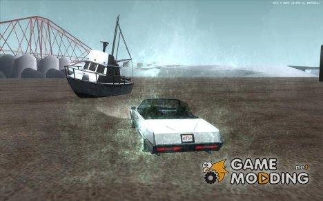 Ice mod for GTA San Andreas