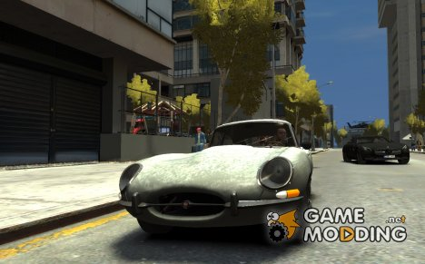 1961 Jaguar E-type для GTA 4