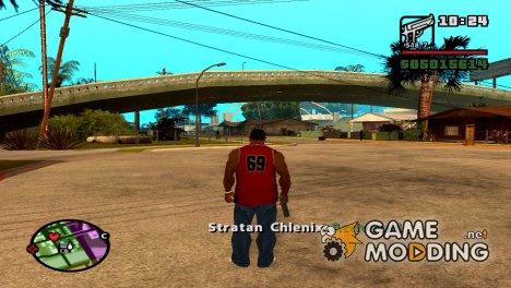 God Mode от пуль для SAMP'а для GTA San Andreas