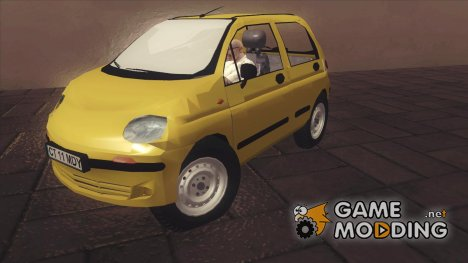 Daewoo Matiz for GTA San Andreas