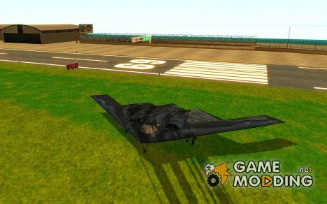 B-2 Spirit Stealth for GTA San Andreas