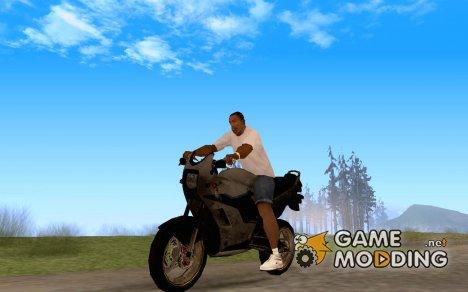 Мотоцикл из Modern Warfare 2 for GTA San Andreas
