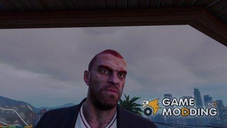 Рыжий Тревор для GTA 5