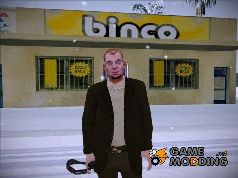 Дмитрий Раскалов из GTA 4 v1 for GTA San Andreas