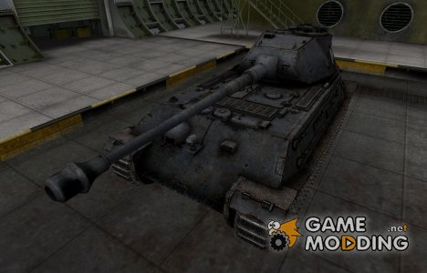 Темная шкурка VK 45.02 (P) Ausf. B for World of Tanks