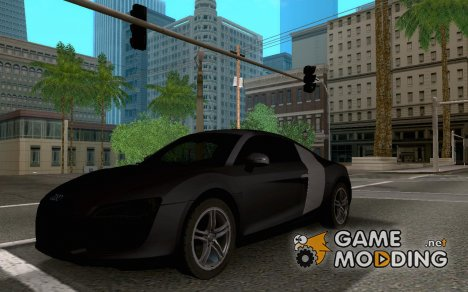 Audi R8 Limited Edition for GTA San Andreas