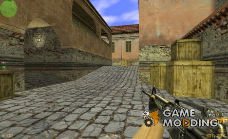 HQ M4a1 Skin for Counter-Strike 1.6