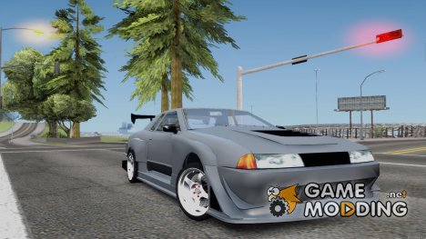 Elegy Gp Sports (G-SONIC EVO Kit) для GTA San Andreas