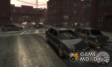Пак Российских автомобилей для GTA 4