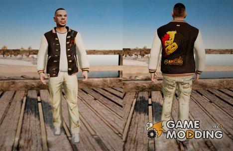 Новая одежда для Луиса Лопеса for GTA 4