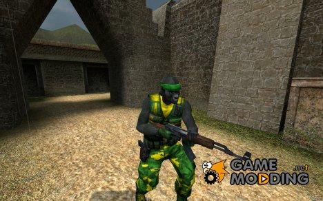 Gorilla Guerilla for Counter-Strike Source