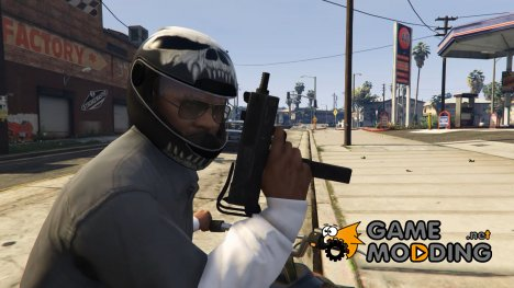 Ingram MAC-10 для GTA 5