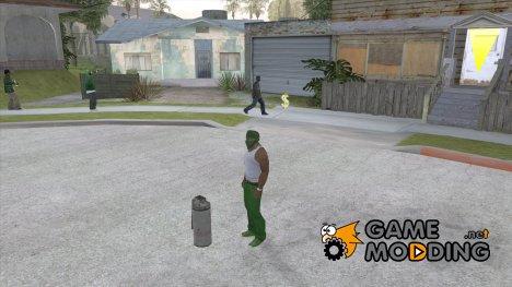 Super X for GTA San Andreas