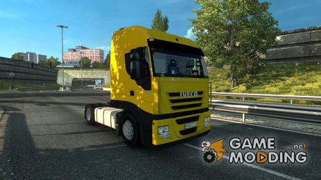 Iveco Stralis as II for Euro Truck Simulator 2