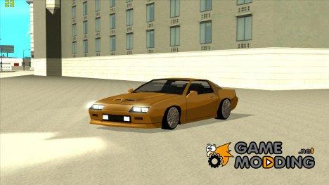 Bravado Buffalo [Restyled] для GTA San Andreas