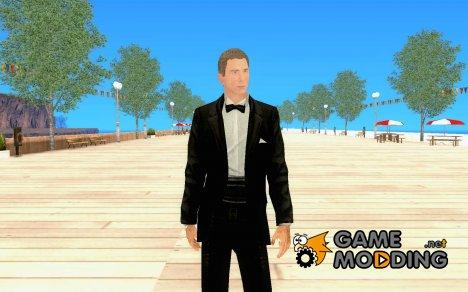 Агент 007 for GTA San Andreas