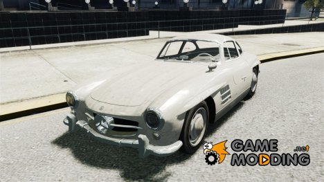 Mercedes-Benz 300SL Gullwing for GTA 4