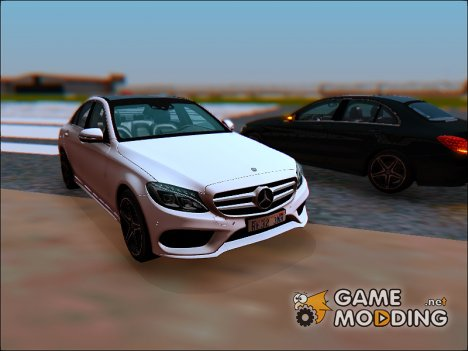 Mercedes-Benz C250 AMG Line for GTA San Andreas