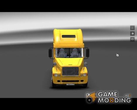 Fredliner Century для Euro Truck Simulator 2