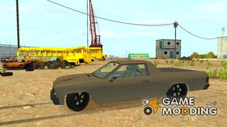 Cheval Picador из GTA 5 для GTA 4