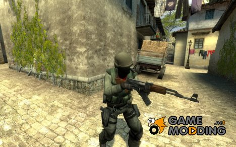 New Urban for Counter-Strike Source