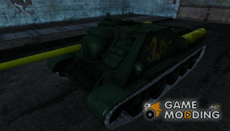 СУ-85 Dragon для World of Tanks
