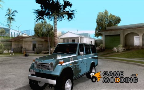 Toyota Land Cruiser FJ55 для GTA San Andreas