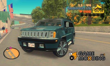 Bullet for GTA 3