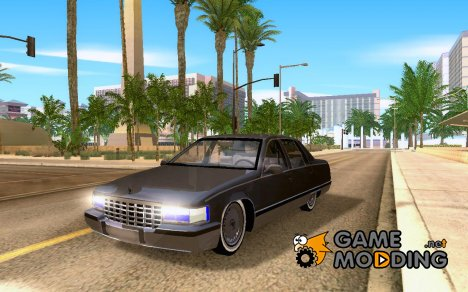 Cadillac Fleetwood 1985 for GTA San Andreas