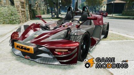 KTM X-Bow (GRID 2) for GTA 4