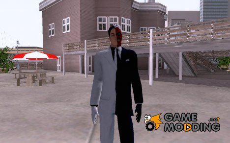 Two-Face для GTA San Andreas