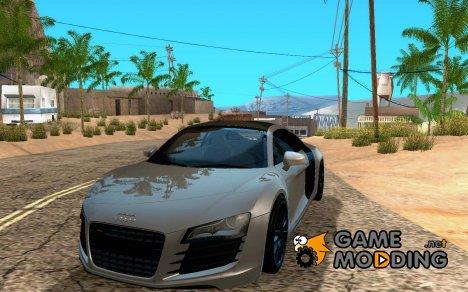 Audi R8 V10 TT Black Revel for GTA San Andreas