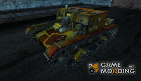 АТ-1 AkylaShark for World of Tanks
