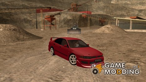 Mitsubishi Galant VR-4 (2JZ-GTE) Без тонировки for GTA San Andreas