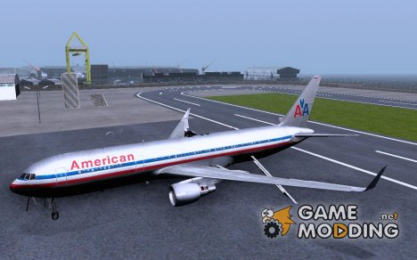 Boeing 767-300 American Airlines for GTA San Andreas