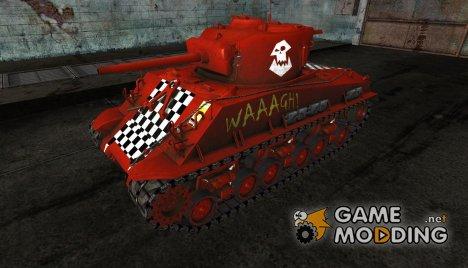 M4A3E8 Sherman Webtroll for World of Tanks