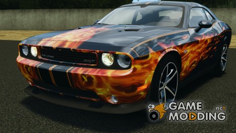 Dodge Challenger SRT8 392 2012 для GTA 4