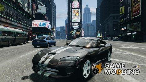Dodge Viper GTS for GTA 4