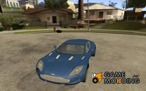Aston Martin One77 for GTA San Andreas