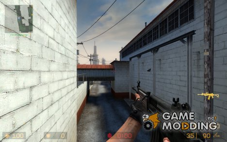 Lillfillys_galil for Counter-Strike Source
