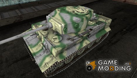 PzKpfw VI Tiger Webtroll for World of Tanks