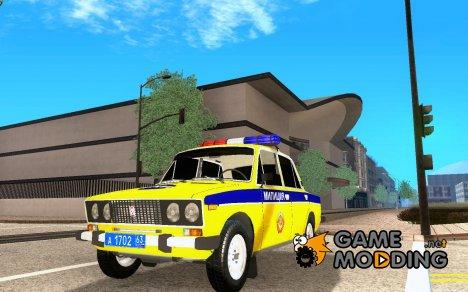 ВАЗ-2106 ГАИ для GTA San Andreas