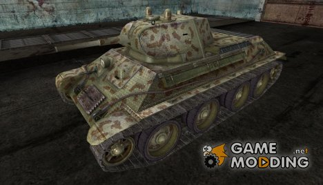 А-20 от Steel_Titan for World of Tanks
